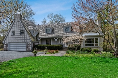 Winnetka Single Family Home For Sale: 260 Chestnut Street