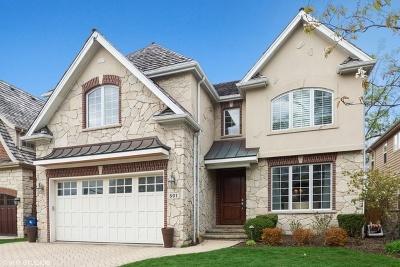 Elmhurst Single Family Home Price Change: 501 South Sunnyside Avenue
