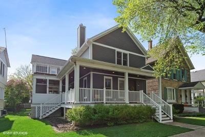 Evanston Single Family Home New: 2014 Pratt Court