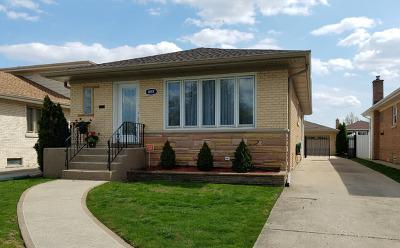 Norridge IL Single Family Home For Sale: $394,700