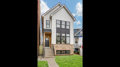 Single Family Home For Sale: 4328 North Bernard Street