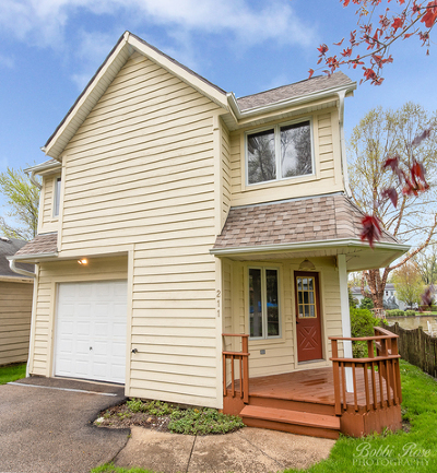 Island Lake Single Family Home For Sale: 211 Fern Drive