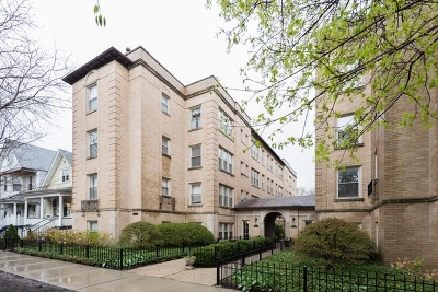 Andersonville Condo/Townhouse For Sale: 1733 West Balmoral Avenue #1B