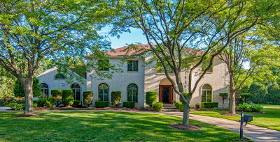 Burr Ridge Single Family Home Contingent: 2 Saddle Court