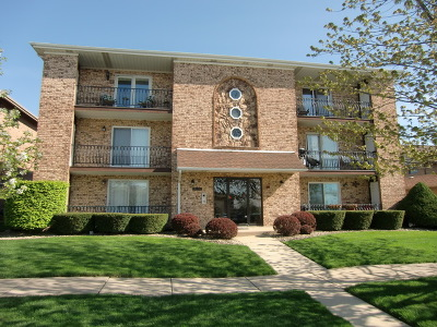 Tinley Park Condo/Townhouse For Sale: 8118 169th Street #2W