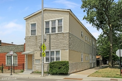 Multi Family Home For Sale: 3900 West Diversey Avenue