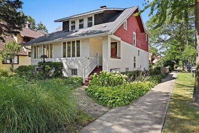 La Grange Single Family Home For Sale: 202 South Brainard Avenue