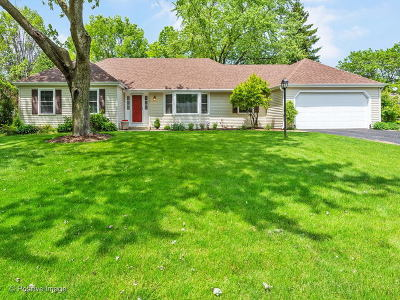 Batavia Single Family Home New: 1157 Chillem Drive