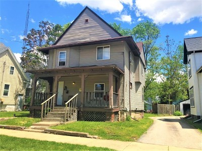 Multi Family Home New: 509 North Oak Street