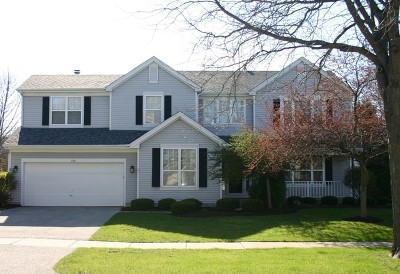 Grayslake Single Family Home Contingent: 768 Alleghany Road