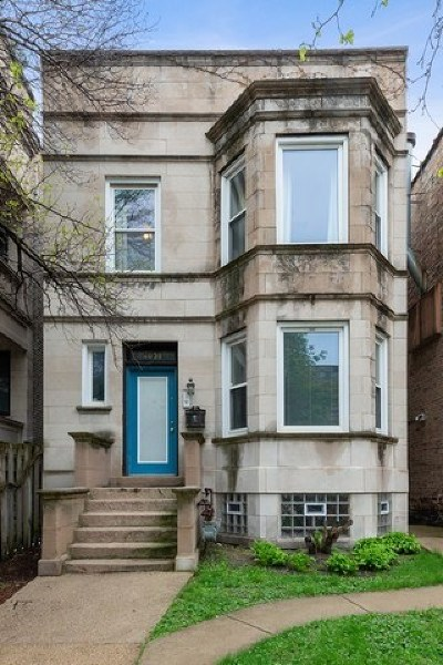 Multi Family Home Contingent: 4039 North Kenmore Avenue