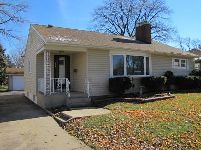 Du Page County Single Family Home For Sale: 321 South Princeton Avenue