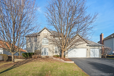 Sugar Grove Single Family Home For Sale: 988 Black Walnut Drive