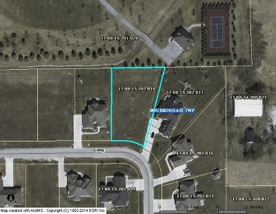 Bourbonnais Residential Lots & Land For Sale: 1220 North Game Trail