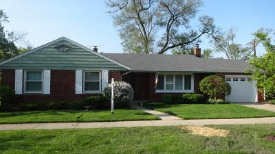 Elmhurst Single Family Home For Sale: 870 South Poplar Avenue