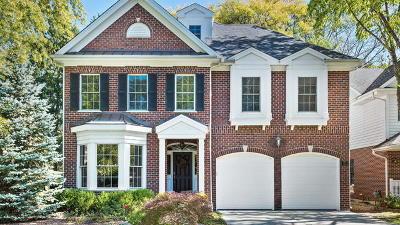 La Grange Single Family Home For Sale: 917 South Brainard Avenue