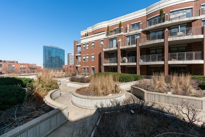 Condo/Townhouse For Sale: 1133 South State Street #703