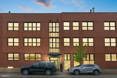 Condo/Townhouse For Sale: 1728 North Damen Avenue #302