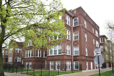 Condo/Townhouse Contingent: 3516 West Leland Avenue #1