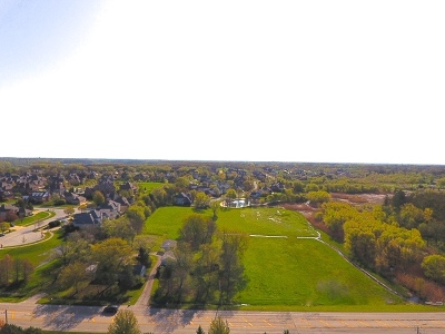 Orland Park Residential Lots & Land For Sale: 14101 Wolf Road