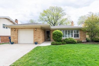 La Grange Park Single Family Home Price Change: 1541 Raymond Avenue