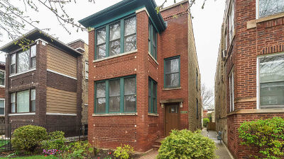 Multi Family Home For Sale: 4307 North Wolcott Avenue