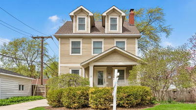 La Grange Single Family Home Price Change: 409 East Maple Avenue
