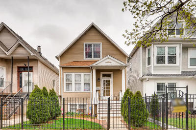 Single Family Home For Sale: 1744 North Sawyer Avenue