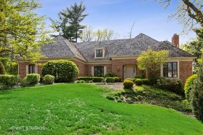 Oak Brook Single Family Home New: 919 Saint Stephens Grn