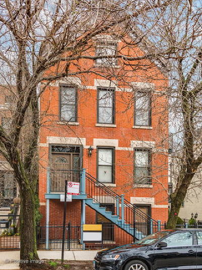 Condo/Townhouse For Sale: 1920 West Dickens Avenue #1C
