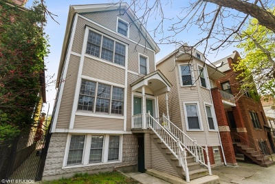 Multi Family Home For Sale: 1437 West Oakdale Avenue