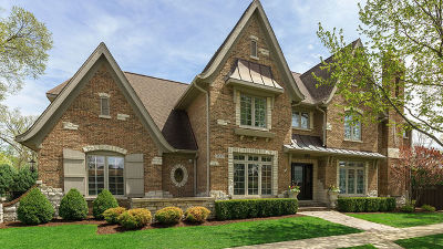 Elmhurst Single Family Home Price Change: 707 South Chatham Avenue