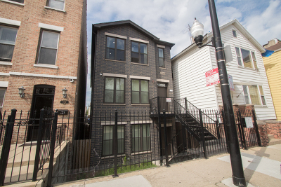 Chicago Multi Family Home For Sale: 1750 West Cermak Road