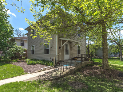 Naperville Single Family Home New: 221 North Mill Street