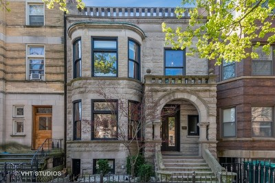 Single Family Home For Sale: 657 West Roscoe Street