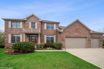 Lake Zurich Single Family Home For Sale: 1122 Westberry Court