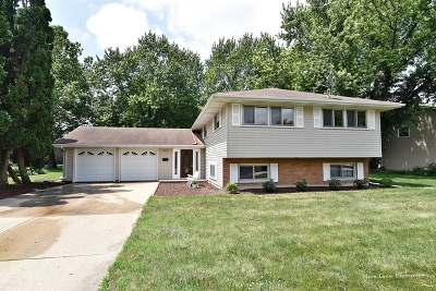 Kane County Single Family Home Re-Activated: 305 Carriage Hill Drive