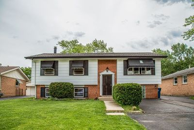 Crestwood Single Family Home Price Change: 12839 East Playfield Drive
