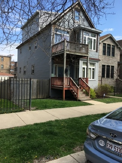 Chicago Residential Lots & Land For Sale: 1931 North Whipple Street