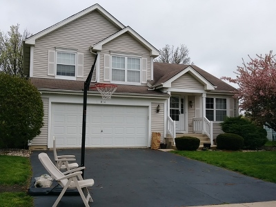 Mokena, Frankfort, New Lenox Rental For Rent: 814 Carlyle Drive