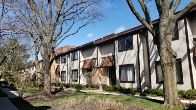 Glenview Condo/Townhouse For Sale: 1734 Henley Street #12