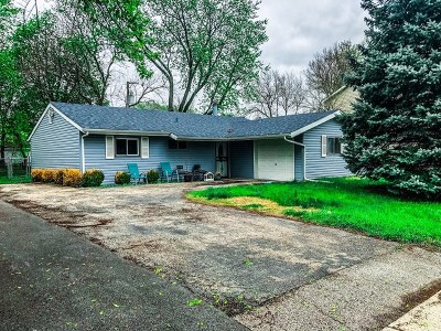 Bolingbrook Single Family Home Re-Activated: 208 Harwood Drive