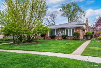 Lombard Single Family Home For Sale: 512 North Kramer Avenue