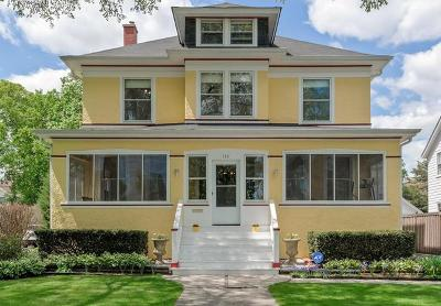 La Grange Single Family Home For Sale: 110 South Kensington Avenue