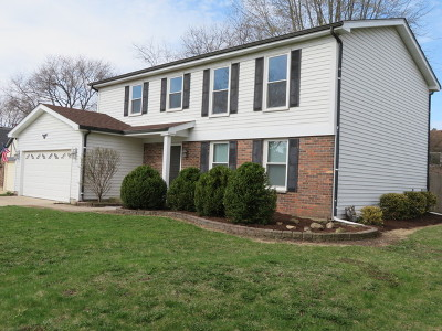 Crystal Lake Single Family Home Contingent: 808 Glendale Drive