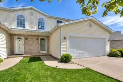 Condo/Townhouse For Sale: 706 Clairidge Cc Court