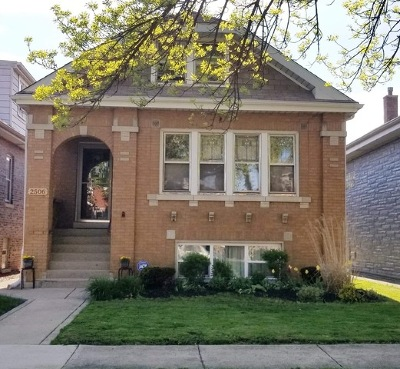 North Riverside Single Family Home For Sale