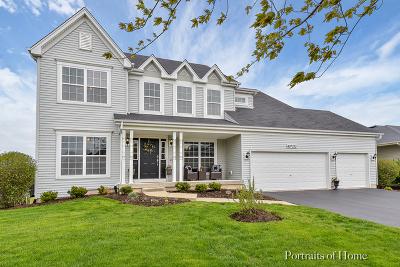 Geneva Single Family Home For Sale: 40w222 Chadsworth Drive