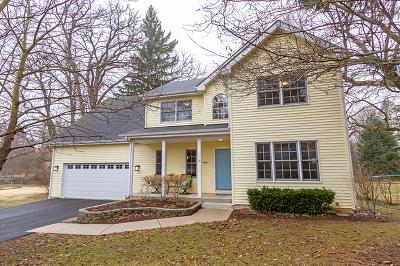 Crystal Lake Single Family Home For Sale: 4003 Burton Trail