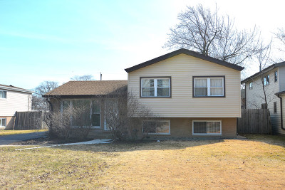 Glenview Single Family Home For Sale: 217 Donald Terrace